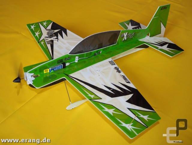 AS3Xtra von Horizon Hobby