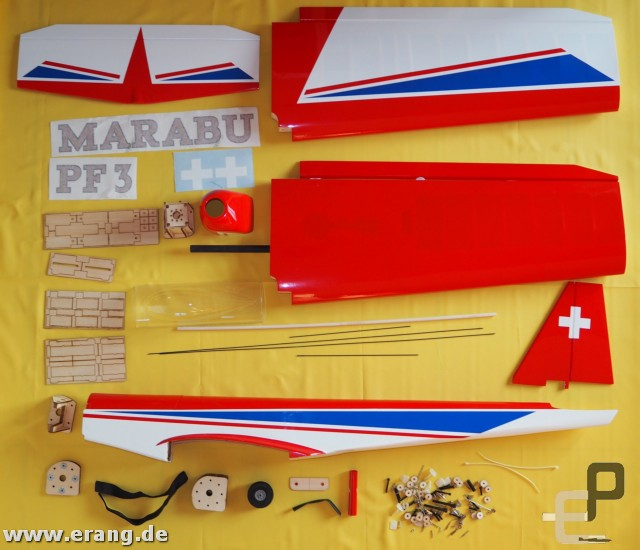 Marabu von Sky Aviations